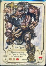 GUARDIANS CCG ICE OGRE  VO COMMON