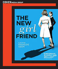 The New Girlfriend  ** Blu-ray ** Excellent / Francois Ozon