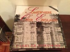 "SOMEWHERE OVER ENGLAND 12"" MAXI INDIE POP"