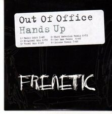 (CE41) Out Of Office, Hands Up - 2007 DJ CD