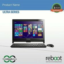 Reboot Ultra Series Lenovo C260 All in One - Celeron Dual Core