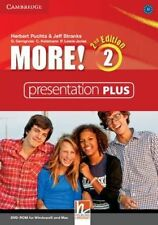 More! Level 2 Presentation Plus DVD-ROM: 2 by Christian Holzmann, Jeff...
