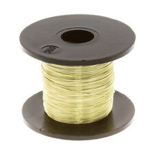 Champagne Jewellery and Beading Copper Craft Wire 0.20mm 175 Metres (C104/1)