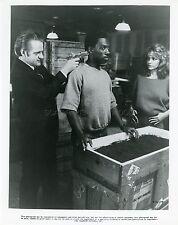 EDDY MURPHY LISA EILBACHER BEVERLY HILLS COP 1984 VINTAGE PHOTO ORIGINAL