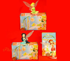 DISNEY FAIRIES F-TOYS TINKERBELL Figuren Standmodell Modell Set 345