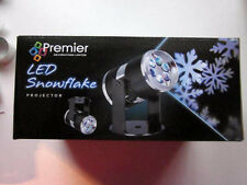INDOOR LED SNOWFLAKE PROJECTOR WITH SOUND ACTIVATION MODE