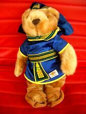 HRC Hard Rock Cafe Hurghada Pharao Teddy Bear 2007 Made By Herrington LE