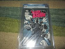 ULTRA RARE NEWSTAND VERSION 1ST APPEARANCE  WAR MACHINE CGC 9.4 IRON MAN #282!