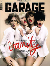 GARAGE #4 S/S 2013 Cindy Sherman ANTONINA VASYLCHENKO Aimee Mullins SSION @NEW@