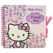 Hello Kitty 'Woodland Animals' Friends Book Notebook Girls Stationery New Gift