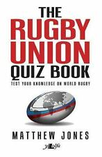 The Rugby Union Quiz Book by Matthew Jones (2015, Paperback)
