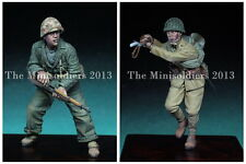 "Mini Soldiers MS-0027 1/35 WWII ""The Pacific"" Set 2 (2 figures)"