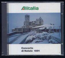 Alitalia Concerto di Natale 1991 - CD - Nuovo sigillato - cda273