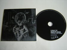 UNKLE ft JOSH HOMME (Queens of the Stone Age) Restless : card slv PROMO CD 2T