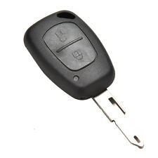 Remote Key 2 Button Shell Case Fob For Renault Master Trafic Vauxhall Vivaro MW