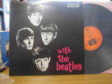 THE BEATLES WITH THE BEATLES VINYL LP RECORD 12""