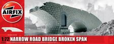 Airfix 1/72 (20mm) Road Bridge - Narrow, Broken Span