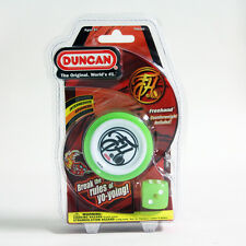 Duncan Freehand Yo-Yo (Green/White)