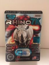 NEW Rhino 7K Pills - 10 Packs - Sexual Male Enhancement Capsules - Free Shipping