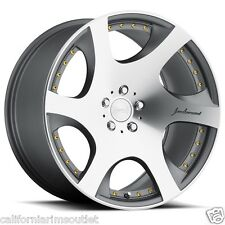 "20"" MRR VP3 WHEELS RIMS FOR ACURA TL RL HONDA ACCORD SEDAN COUPE"