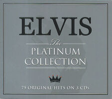 Elvis Presley : The Platinum Collection (3 CD)