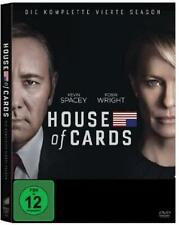 House of Cards - Die Komplette Season/Staffel 4 -- 4 DVD  NEU & OVP VVK 08.09.16