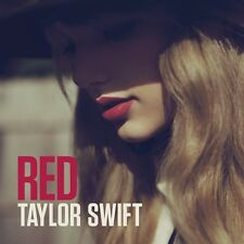 Red - Taylor Swift (2012, CD NEUF)