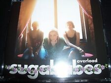 The Sugababes Overload Australian CD Single – Like New