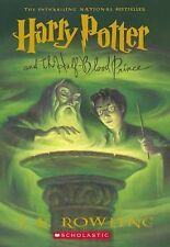Harry Potter Ser.: Harry Potter and the Half-Blood Prince 6 by J. K. Rowling