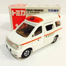 Tomy Tomica No.12 Nissan Paramedic - Hot Pick