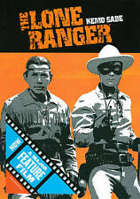 The Lone Ranger: Kemo Sabe (DVD, 2013) With Slipcover
