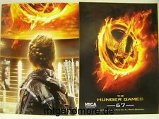 The Hunger Games Movie Trading Card - 1x #067 Arena Poster
