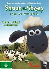 Shaun The Sheep - Shape Up With Shaun DVD R4 GC