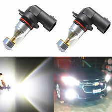 JDM ASTAR New 30W CREE H10 9145 Super White Daytime Running Fog Lights LED Bulbs