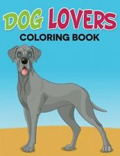 Coloring Book For Adults Beautiful Dogs Anti Stress Art Therapy NEW FREE SHIP