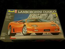Revell 1/24 Lamborghini Diablo Great Condition Rare