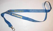 Gutmann Hefeweizen Schlüsselband Lanyard NEU (A50)
