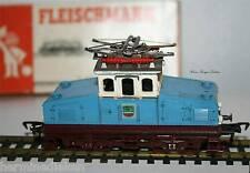 Elektrische Nebenbahnlokomotive Fleischmann 4303-5 Länderbahnlackierung bespielt