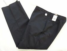 Dickies Men's Work Pants Black LP814BK Occupational Wear Size 56 x 37 Unhemmed