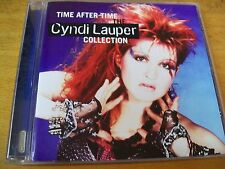 CYNDI LAUPER TIME AFTER TIME COLLECTION  CD MINT-