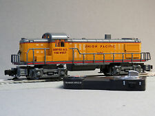 LIONEL UP SHERMAN HILL SCOUT LIONCHIEF REMOTE CONTROL ENGINE o gauge 6-83624 E