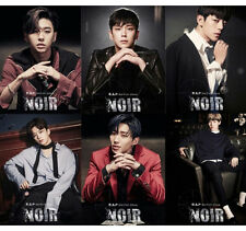 B.A.P-[NOIR] 2nd Album Limited BANG YONG GUK CD+Mini POSTER+Photo Book+Card BAP