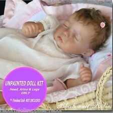 "Reborn Kit Tabatha by Pat  Moulton ~ 20"" baby doll kit~ Make your own Cute baby"