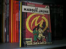 La Marque Jaune - E.P. JACOBS - Eds. Lombard - 1982