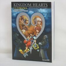 KINGDOM HEARTS Ultimania Revised Guide Book PS2 SE96*