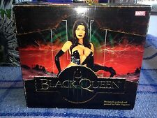 Black Queen Dynamic forces Statue Very Limited #1 Of 300 Made
