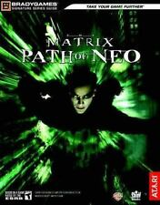 The Matrix: Path of Neo(tm) Official Strategy Guide (Signature Series) BradyGam