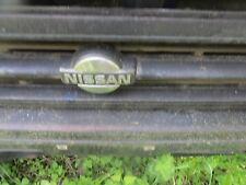 86 87 88 89Nissan Pathfinder Front Grille Emblem  pickup Badge Nameplate OEM