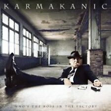 Who's the Boss in the Factory? by Karmakanic (CD, Nov-2008, SPV)