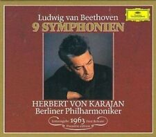 Beethoven: 9 Symphonies [Box Set] [028942903623] New CD